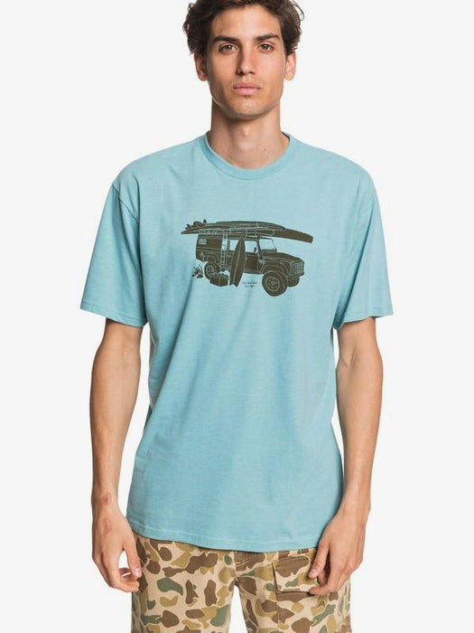 Quiksilver Motion Sickness T-Shirt - 88 Gear