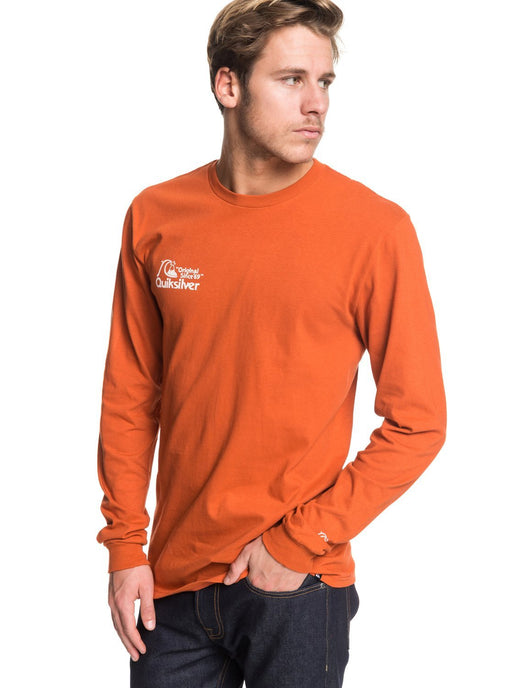 Quiksilver Bouncing Heart Long Sleeve Shirt