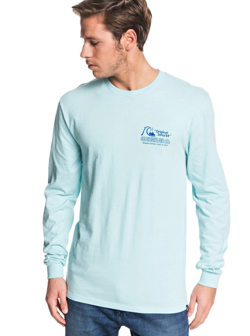 Quiksilver Daily Wax Long Sleeve Shirt - 88 Gear