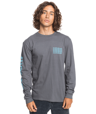 Quiksilver Beta Test Long Sleeve Tee - 88 Gear