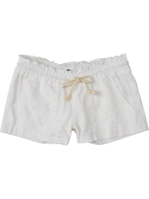 Roxy Oceanside Linen Beach Shorts - 88 Gear