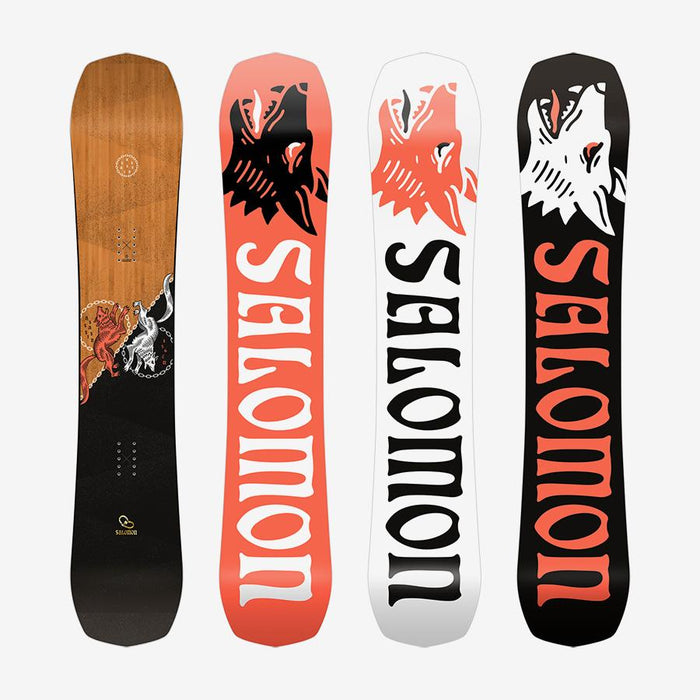 Salomon Assassin Snowboard 2020-2021 - 88 Gear
