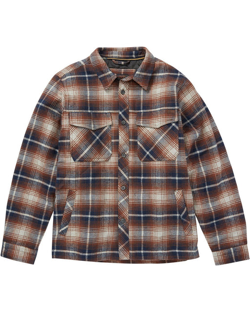 Billabong Barlow Plaid Flannel Boy's - 88 Gear