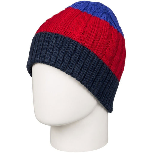 Beanie - Quiksilver Look Up Boy's Beanie -Red