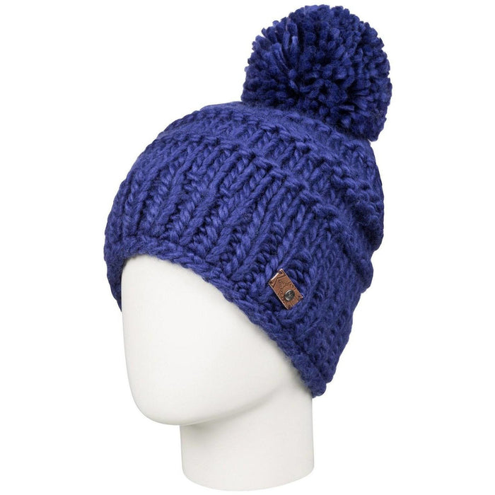 Roxy Winter Beanie -Blue Print - 88 Gear