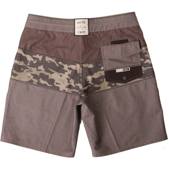 Boardshorts - Salty Crew Men's Camo Deck Shorts