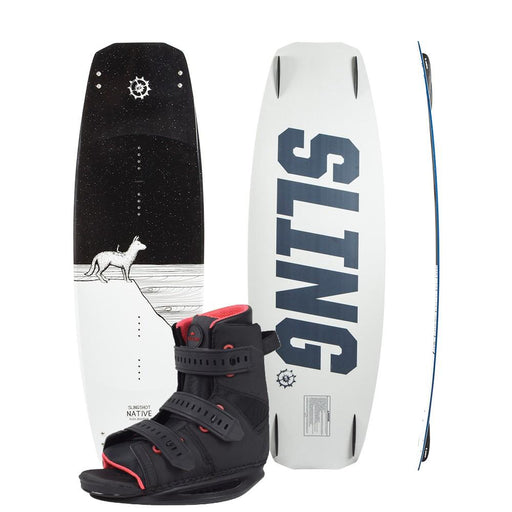 Slingshot Native Wakeboard Package - 88 Gear