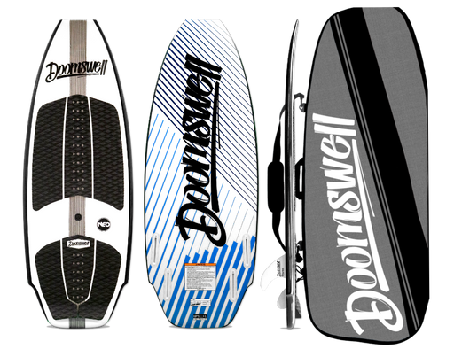 Doomswell Neo Board and Bag Package - 88 Gear
