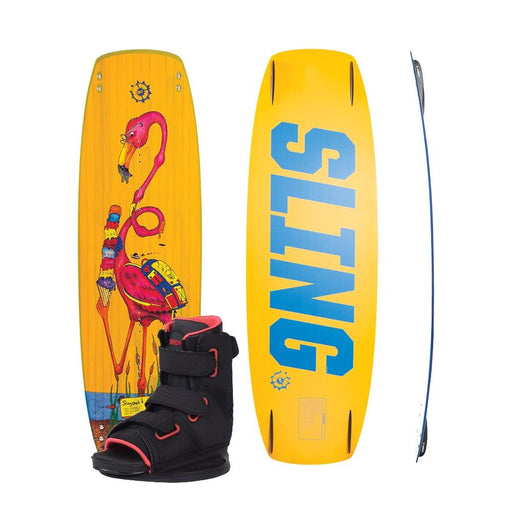 Slignshot Grom Wakeboard Package - 88 Gear