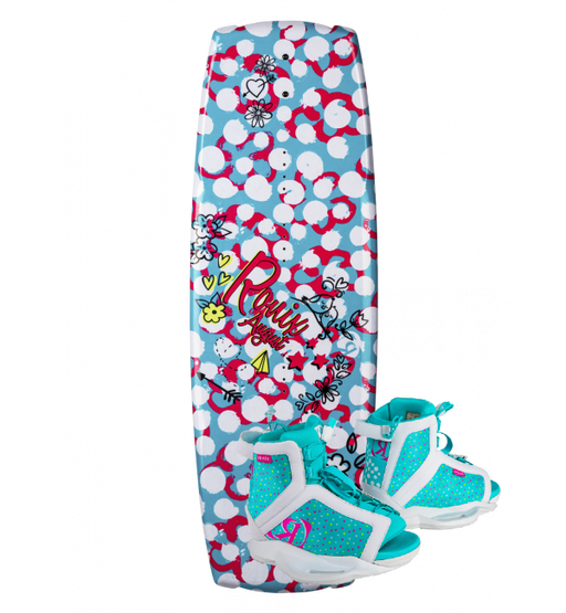 Ronix August Kid's Wake Package 2020 - 88 Gear