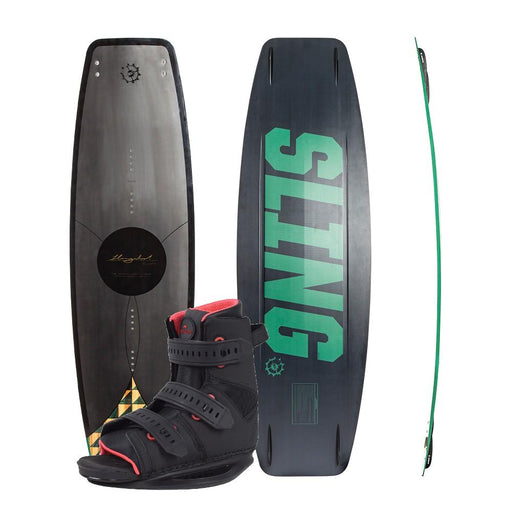 Slingshot Nomad Board and Option Boot Package - 88 Gear