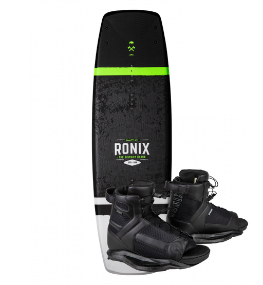 Ronix District Wakeboard Package 2020 - 88 Gear