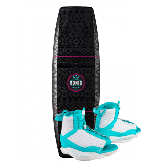Ronix Quarter Till Midnight Wake Package 2020 - 88 Gear