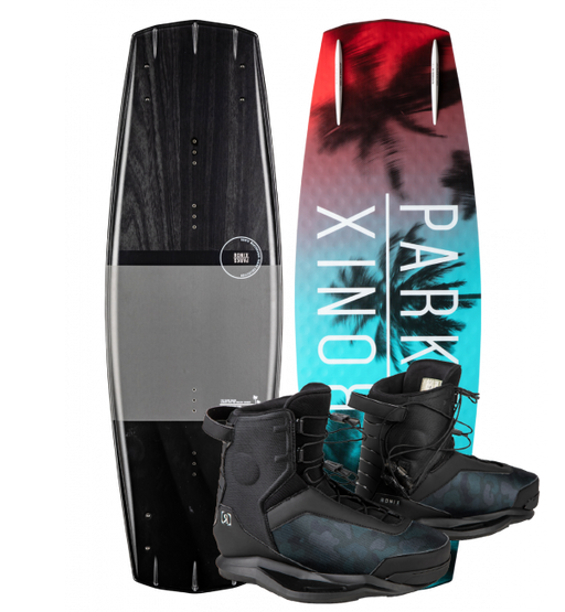 Ronix Parks Wakeboard Package 2020 - 88 Gear
