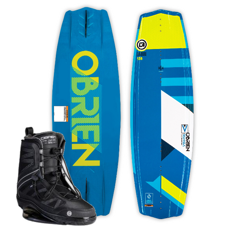 O'brien Valhara 138 Wakeboard with Infuse Bindings