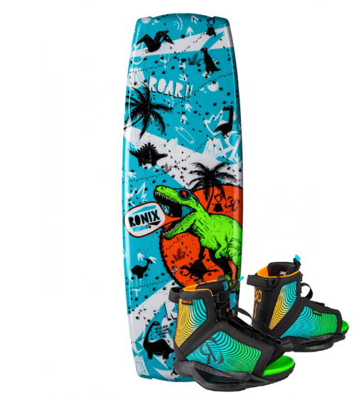 Ronix Vision Kid's Wakeboard Package 2020