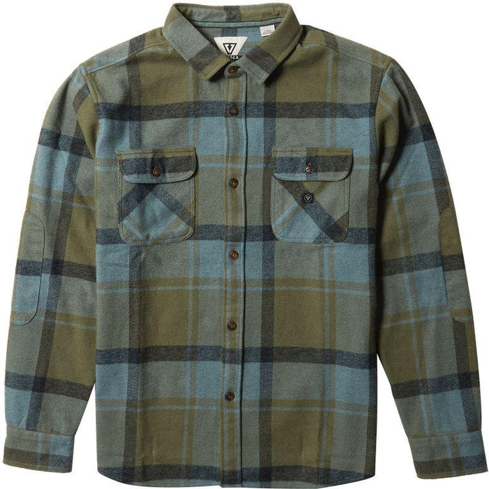 Vissla Barns Flannel Shirt - 88 Gear