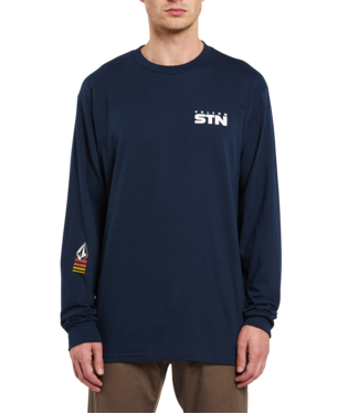 Volcom Bloxer Long Sleeve Tee - 88 Gear