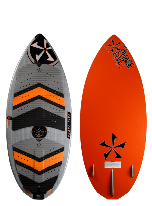 Phase Five Diamond LTD Limited Ghost wakesurf Boards