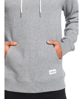 Quiksilver Essentials Pull Over Hoodie - 88 Gear