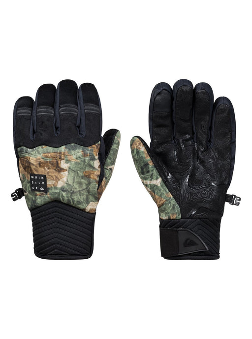 Quiksilver Method Snowboard and Ski Gloves