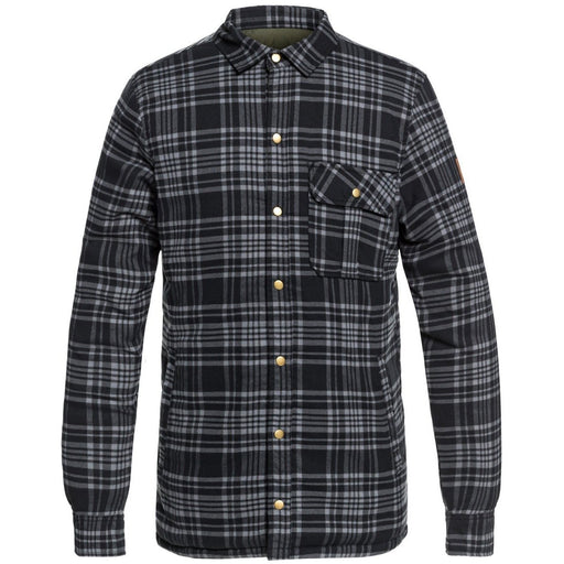 Quiksilver Wildcard Plaid Waterproof Riding Top