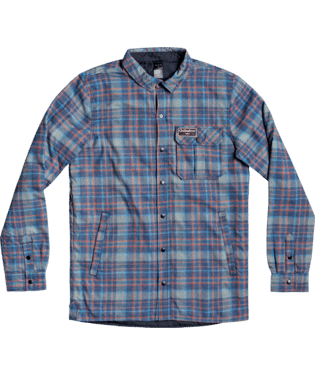 Quiksilver Wildcard Flannel - 88 Gear