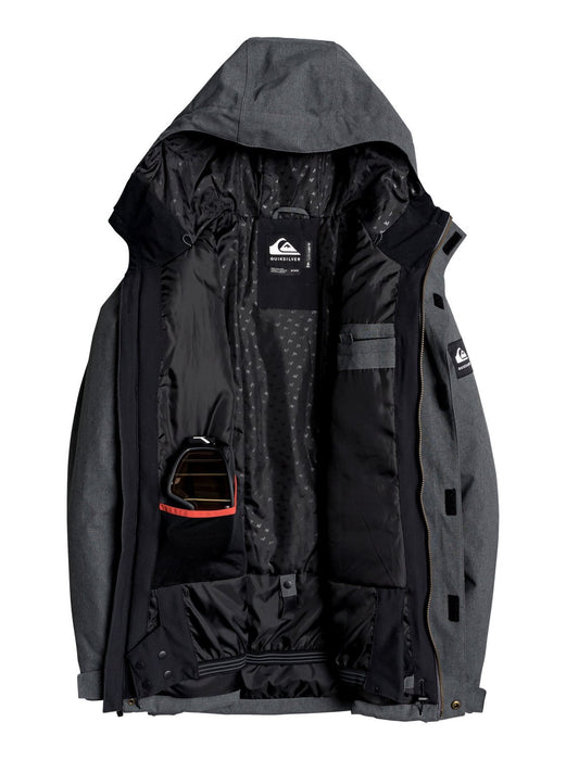 Quiksilver Mission Snow Jacket - 88 Gear
