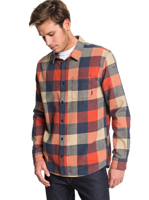 Quiksilver Motherfly Flannel Shirt - 88 Gear