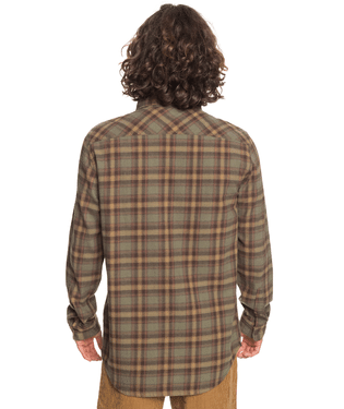 Quiksilver Shadow Flannel - 88 Gear