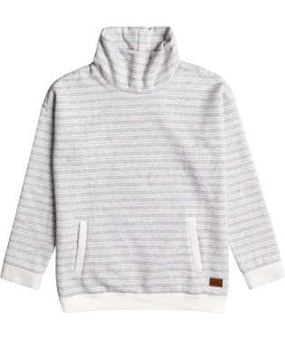 Roxy This Feeling Stripe Fleece - 88 Gear
