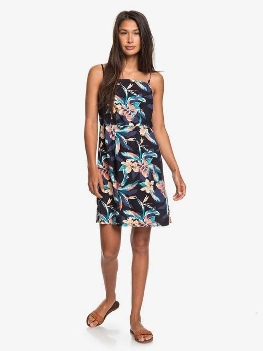 Roxy Sunny Weather Strappy Dress - 88 Gear