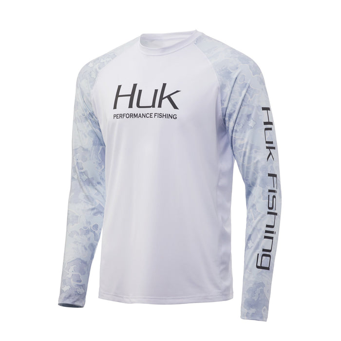 Huk Current Camo Double Header - 88 Gear