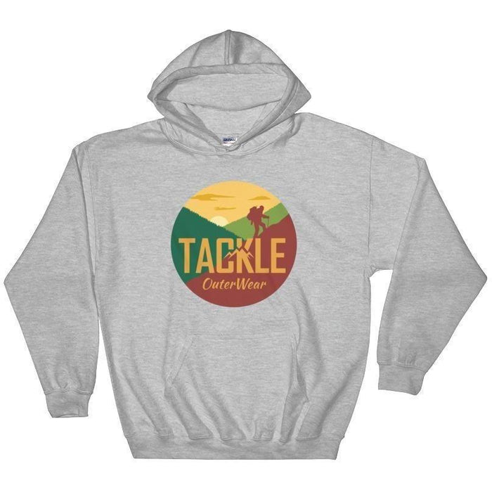Tackle Never Lost Hiking Hoodie - 88 Gear
