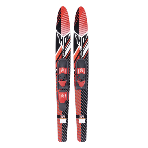 HO Blast Combo Water Skis