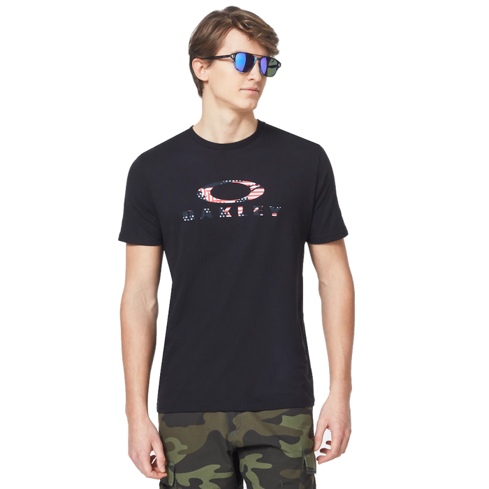 Oakley USA Flag Ellipse Tee - 88 Gear