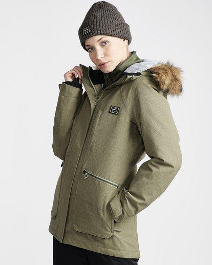 Billabong Into The Forest Winter Jacket - 88 Gear
