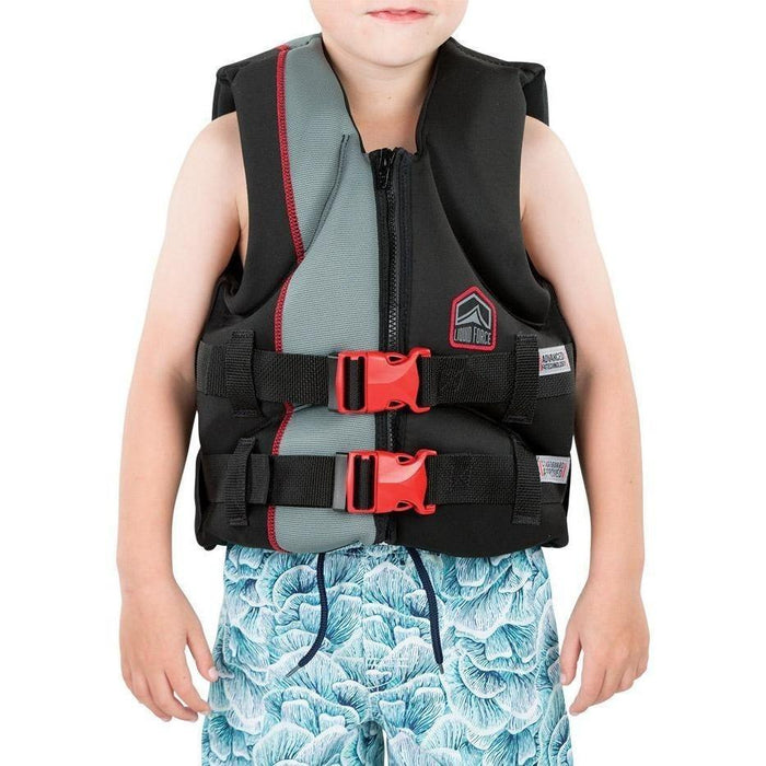 Life Vest - Liquid Force Hinge Junior Life Vests - CGA