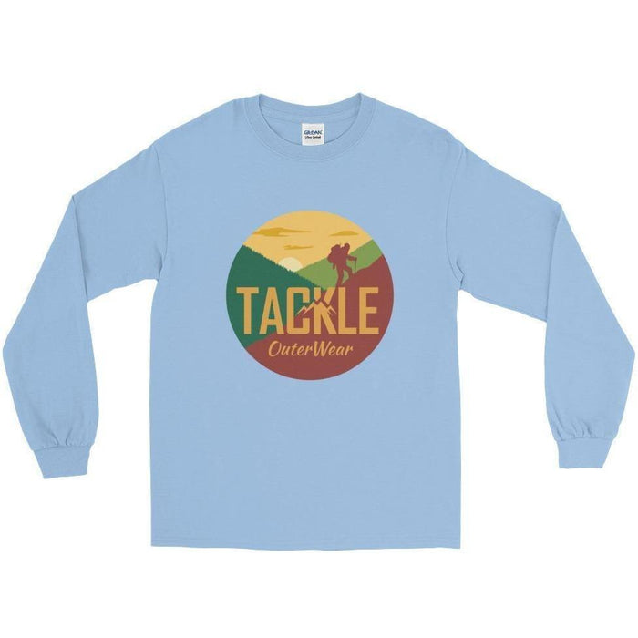 Tackle Never Lost Long Sleeve T-Shirt - 88 Gear