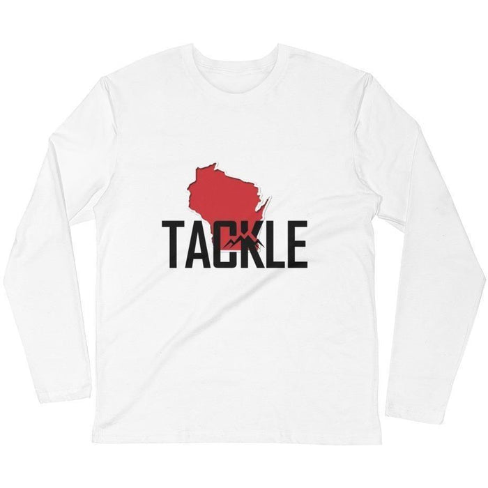 Tackle Outerwear Wisconsin Long Sleeve Fitted Crew - 88 Gear