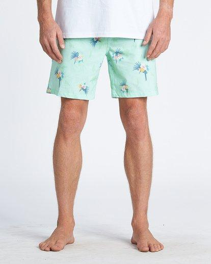 Billabong Sundays Layback Shorts - 88 Gear