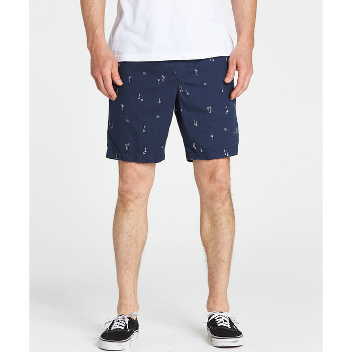 Billabong Larry Layback Sunday Shorts - 88 Gear