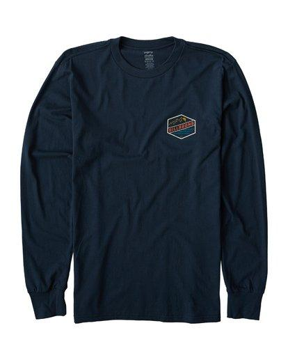 Billabong Ridge Long Sleeve Shirt - 88 Gear