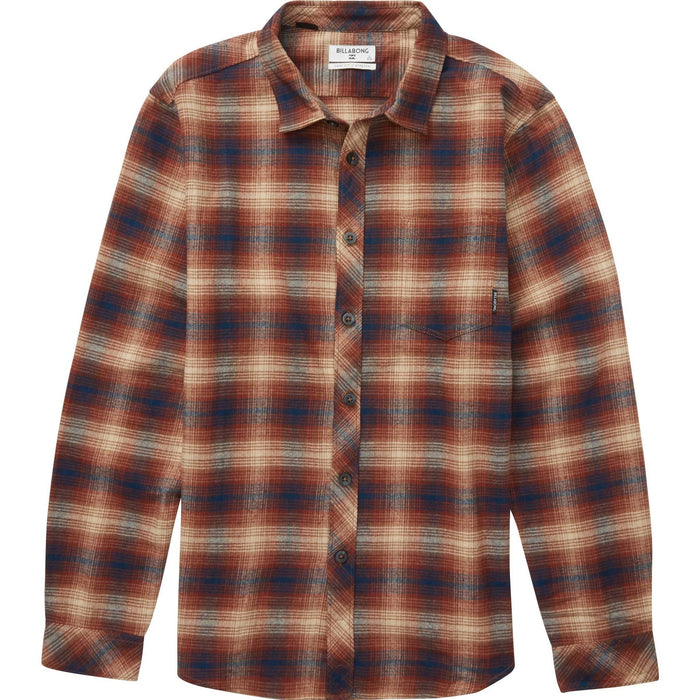 Billabong Coastline Men's Flannel