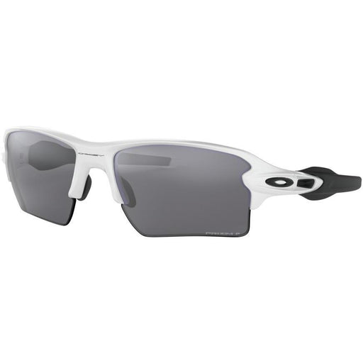 Oakley Flak 2.0 XL White Frame Sunglasses