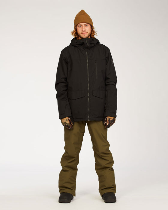 Billabong All Day Men's Jacket - 88 Gear