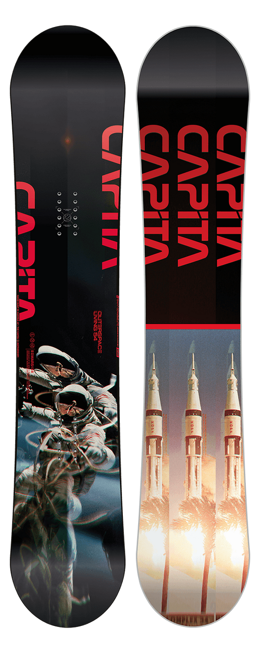 Capita Outerspace Living Snowboard 2019-2020