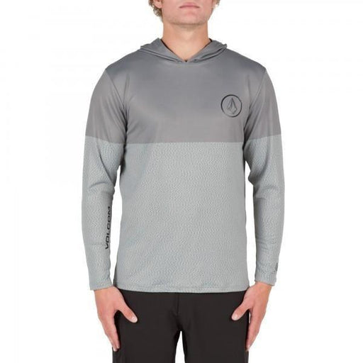 Rash Guard - Volcom Distortion Block Surf Shirt
