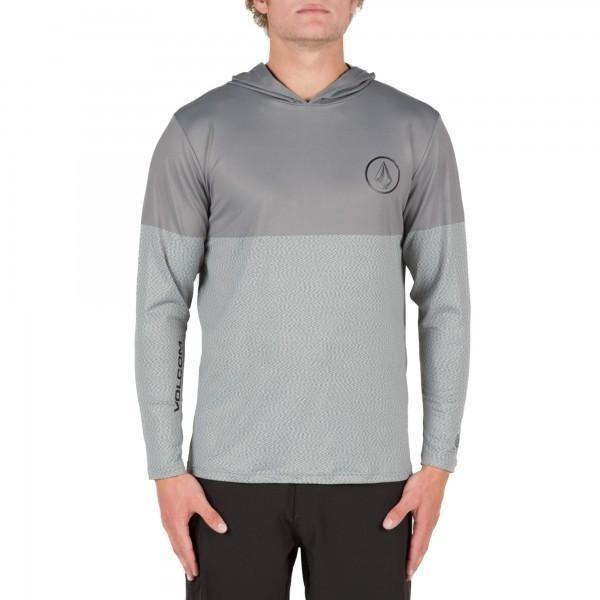 Volcom Distortion Block Surf Shirt - 88 Gear