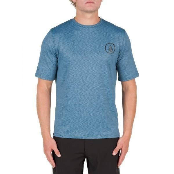 Rash Guard - Volcom Distortion Surf Shirt
